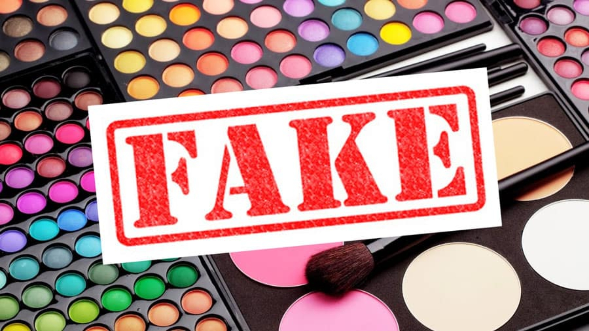 Counterfeit-Comsetics